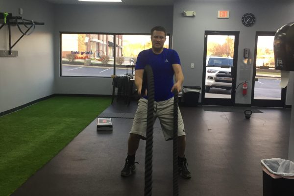 Bootcamp at Living Well Fitness in Walton KY